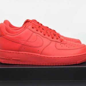 Nike Air Force 1 Retro '07 LV8 Low Triple Red
